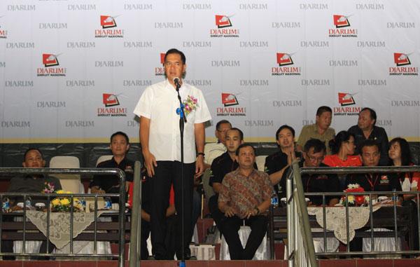 1 Kejurnas Djarum Sirnas 2013 di Manado Berlangsung Sepktakuler