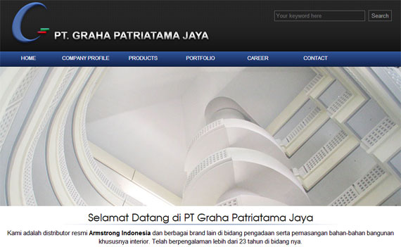 Armstrong Indonesia PT Graha Patriatama Jaya Armstrong Indonesia – PT. Graha  Patriatama Jaya Kenapa Harus PT. Graha  Patriatama Jaya?