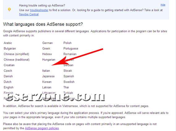 Google Adsense Support Web Bahasa Indonesia Google Adsense Support Web Bahasa Indonesia