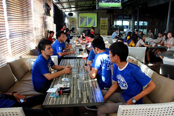Komunitas Yang hadir di Acara Indosat Manado Jaringan Terbaru Indosat Tawarkan Kecepatan dan Kestabilan, Saya Justru Menantang Balik Mereka