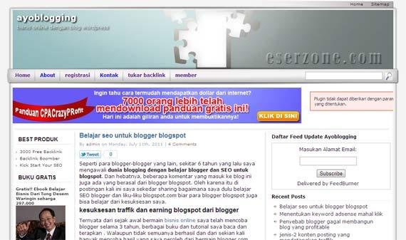 ayo blogging Belajar Bisnis Online Bersama Ayoblogging