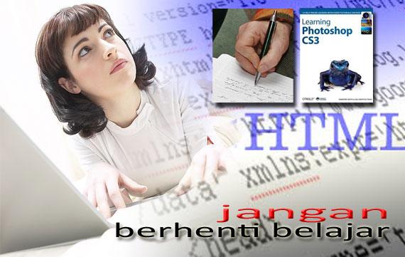 belajar blogging Cerita Tak Bertema