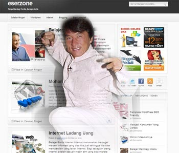 blogger jackie chan Kenapa Blogger Harus Belajar Dari Jackie Chan?