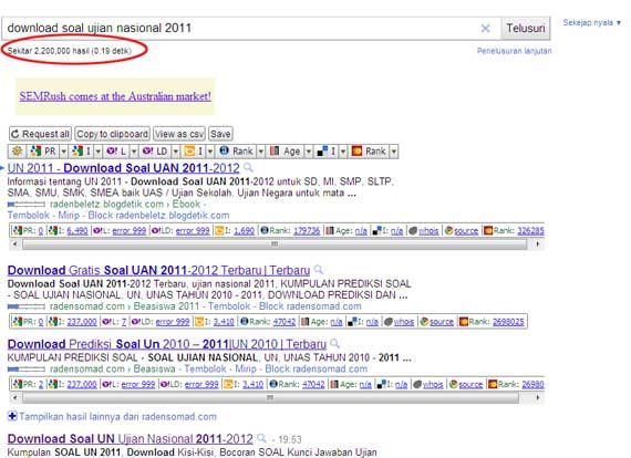 download soal ujian nasional sma 2011 Download Soal Ujian Akhir Nasional 2011