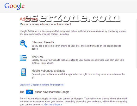 google adsense1 Kejamnya Mbah Google