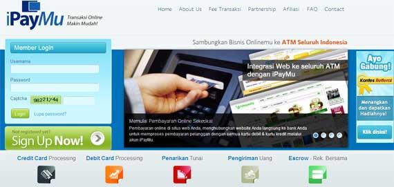 iPaymu.com Pembayaran Online Indonesia iPaymu.com Pembayaran Online Indonesia