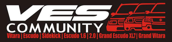 logo ves community Seru seruan di Kopdar Perdana VES Community Chapter Sulawesi Utara