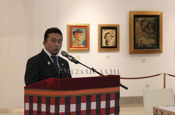 pembukaan konferensi asean blogger oleh menkominfo tifatul sembiring Dari Manado Untuk Asean Blogger