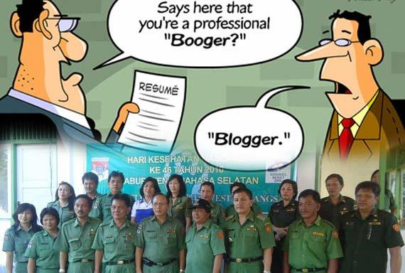 persamaan pns dan blogger Persamaan PNS dan Blogger
