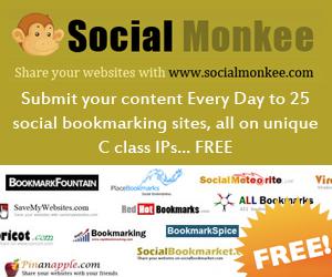 seo monkey 25 Backlink Gratis Setiap Hari