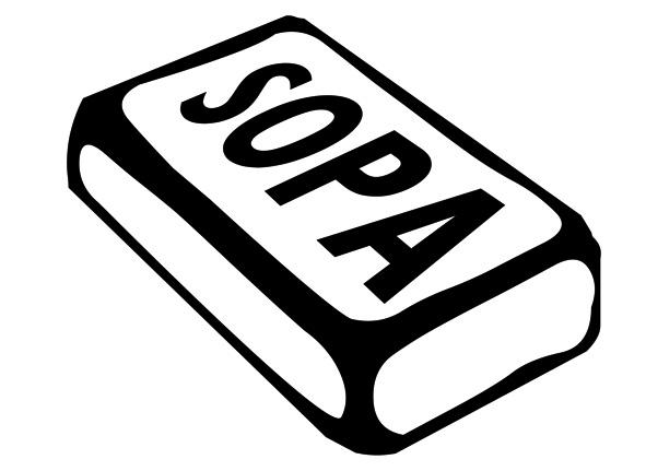 sopa Kedatangan Saya disambut SOPA dan PIPA