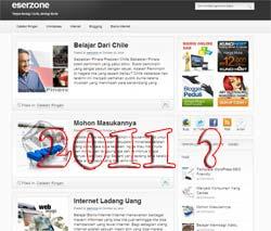 target blogging tahun 2011 Target Yang Hendak Dicapai Pada Tahun 2011