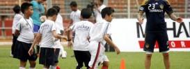 Coaching Clinic David Beckham Di GBK Senayan Jakarta 273x100  Sepakbola Indonesia Tidak Akan Pernah Maju