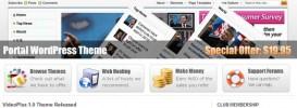 template wordpress theme junkie 273x100 Gratis 23 Template Wordpress Dari Theme Junkie